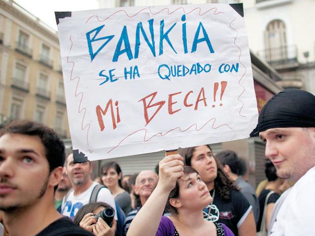 Fabra en manos de Bankia