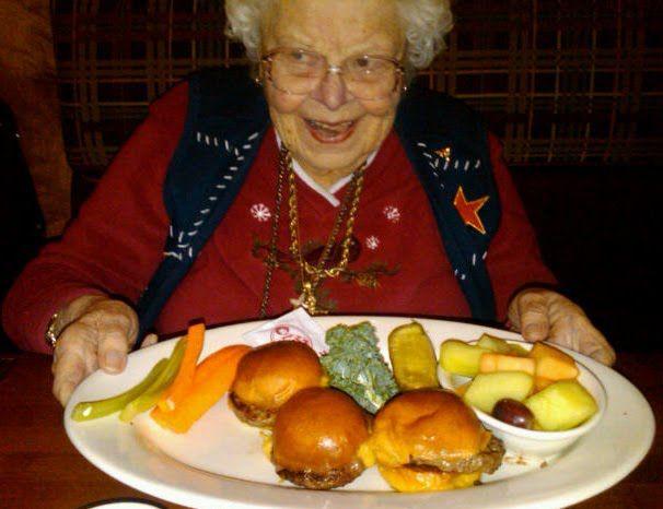 abuela comida
