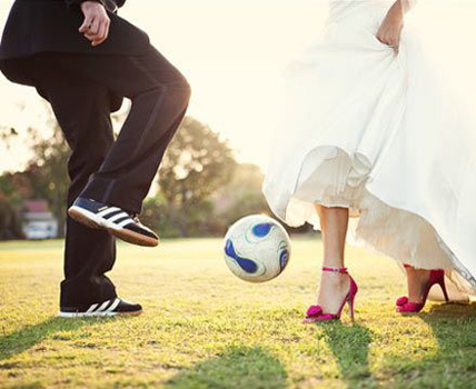 Si te gusta el fútbol eres un ligón