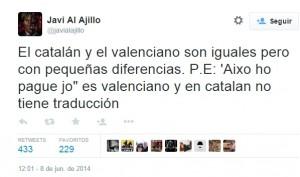 catalan - valenciano