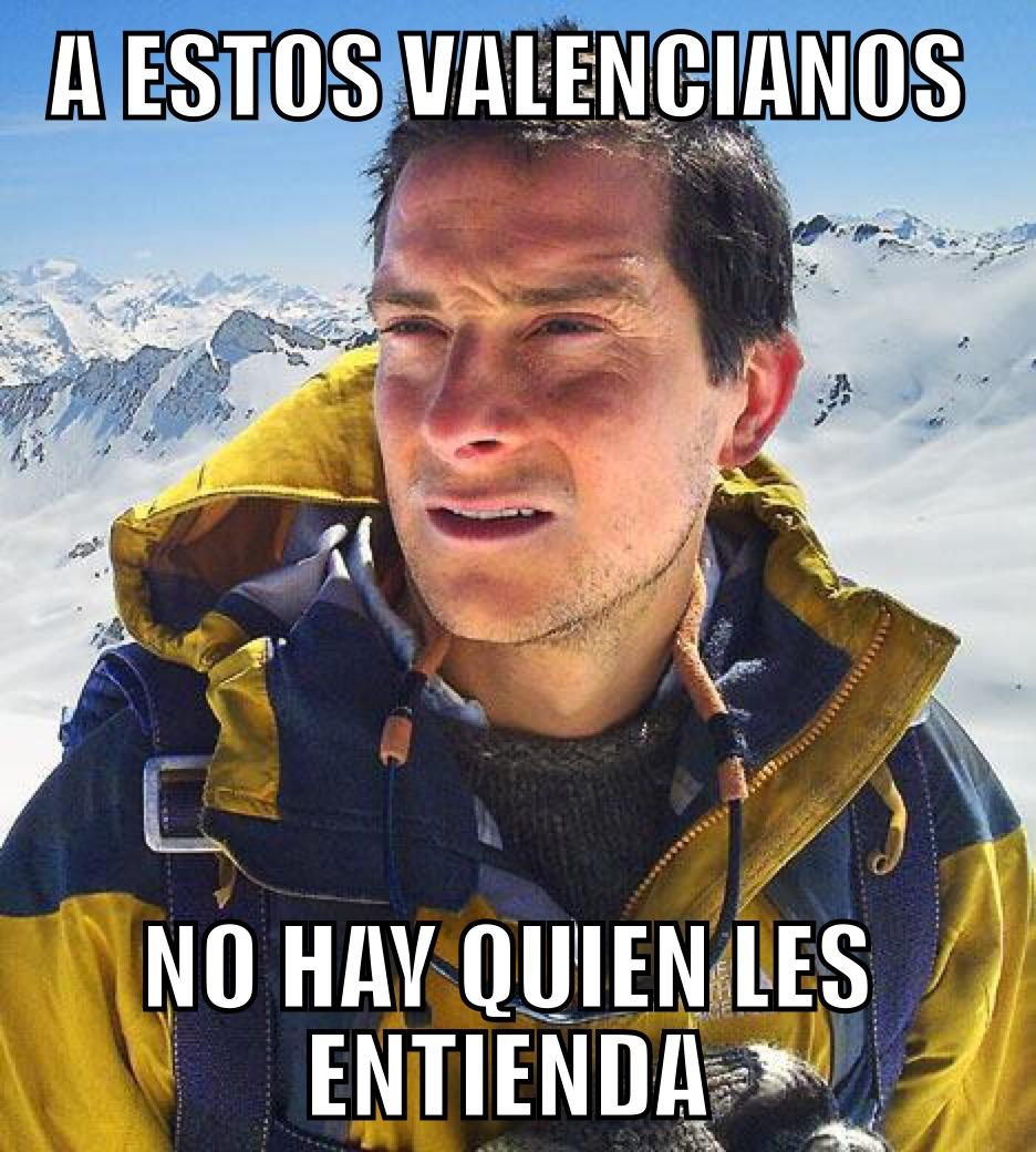 El «curioso» castellano de los valencianos