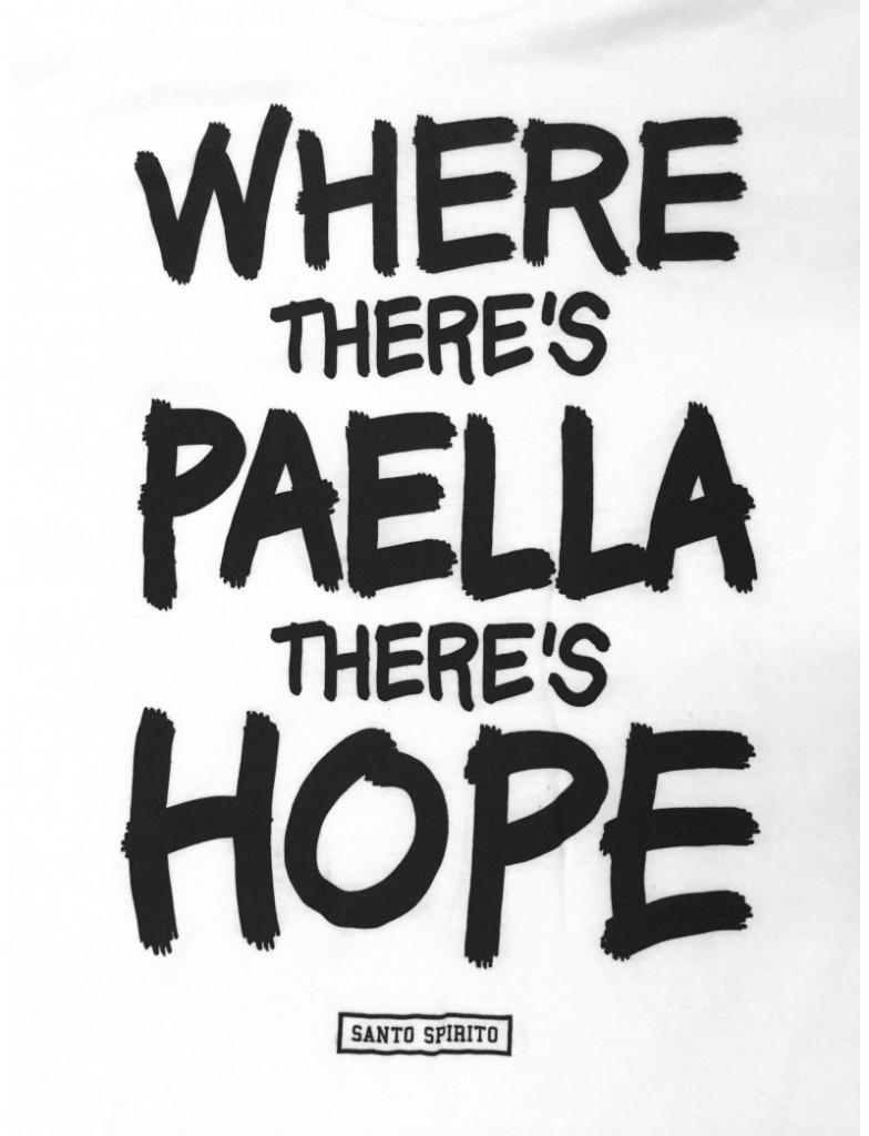 paella hope