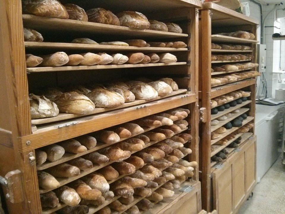 Pan creativo artesano