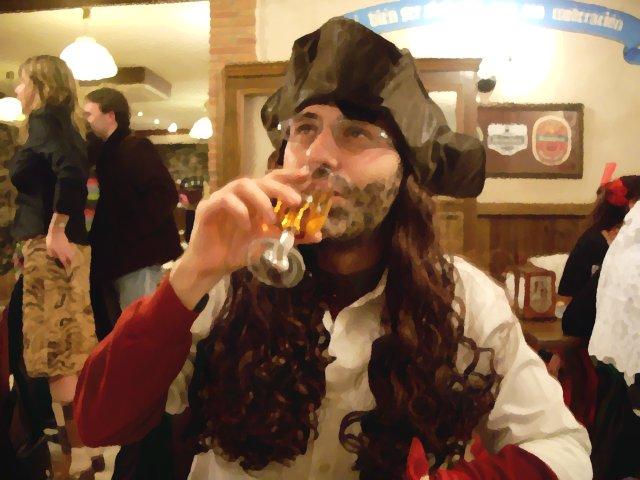 pirata carnaval