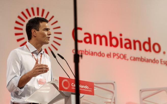 El discurso que debería dar Pedro Sánchez